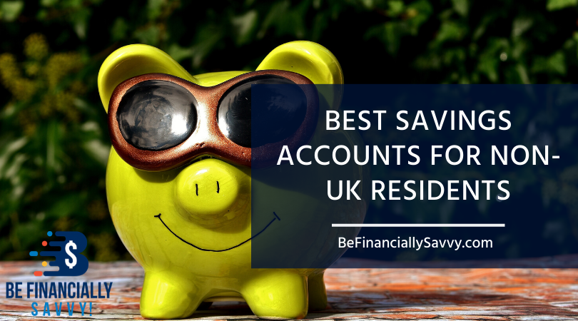 best savings accounts for non uk residents